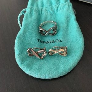 Paloma Picasso Ring and Earring Set